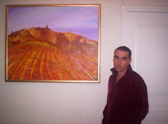 La peinture de Gilles REYNAUD