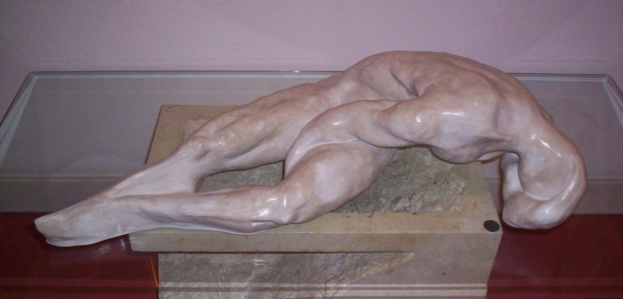 sculpture SERRA serge