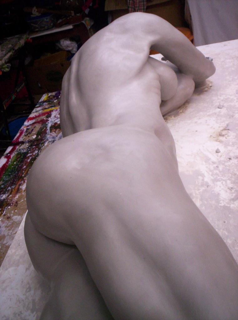 derniere sculpture serge SERRA
