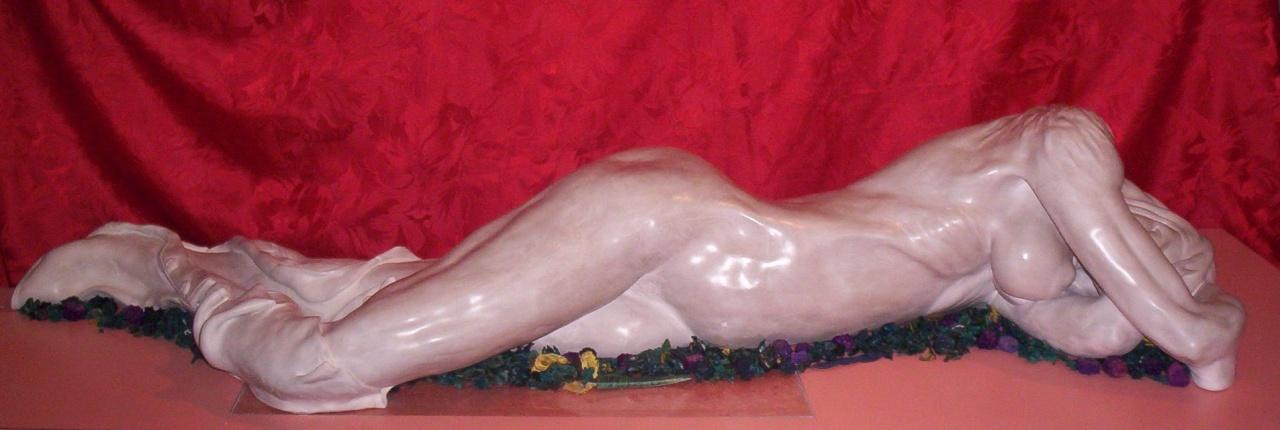 L'AMANTE sculpture SERRA