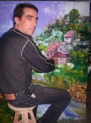 gilles REYNAUD peintre